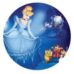 Dekoracyjny opłatek tortowy princess - księżniczki - 20 cm - 5 marki Modew
