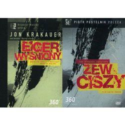 Eiger wyśniony + Zew ciszy DVD z kategorii Filmy dokumentalne