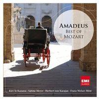 Amadeus - Best Of Mozart - Warner Music Poland z kategorii Muzyka klasyczna - pozostałe