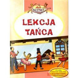 Lekcja tańca, książka z kategorii Literatura piękna i klasyczna