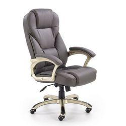 Fotel gabinetowy Halmar Desmond popielaty, 125478