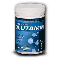 Witalmax l-glutamina - 400 g wyprodukowany przez Vitalmax