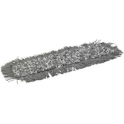 Vikan Mop damp 43, do sprzątania na wilgotno, mocowany na rzepy, niebieski, 400 mm,  549643