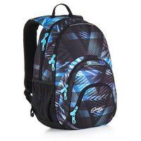 Plecak młodzieżowy Topgal HIT 886 D - Blue - produkt z kategorii- Tornistry i plecaki
