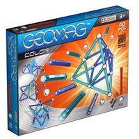 color 40 el. zabawka magnetyczna marki Geomag