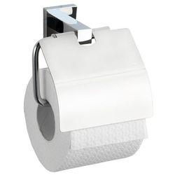 Wenko Uchwyt na papier toaletowy san remo, power-loc - stal chromowana, (4008838179734)