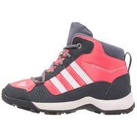 adidas Performance HYPERHIKER Buty trekkingowe tactile pink/ice purple/trace grey (4057283544383)