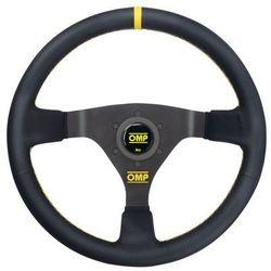 Kierownica OMP WRC żółte obszycie skóra - produkt z kategorii- Kierownice sportowe