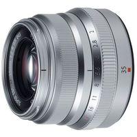 Fujifilm Fujinon xf 35mm f/2 r wr (srebrny) (4547410310412)