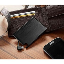 Przenośny miniakumulator do portfela - produkt z kategorii- Dla taty