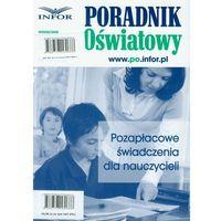Pozapłacowe świadczenia dla nauczycieli (96 str.)