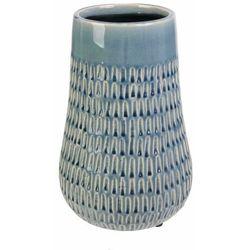 Intesi Wazon ceramiczny antica niebieski (5902385753005)