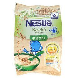 Nestle  kaszka mleczna gryczana 6m+ 180g, kategoria: deserki dla dzieci