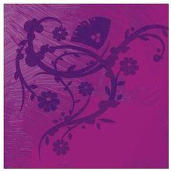 Szablon malarski kwiaty 0907 marki Wally - piękno dekoracji