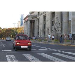 Prowadź i zwiedzaj - wycieczka po Warszawie Fiatem 126p - Śladami PRL-u - 1-2 osoby z kategorii Upominki