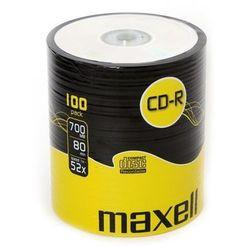 Maxell CD-R 700MB 52x spindel 100 szt., kup u jednego z partnerów