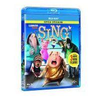 Sing (Blu-ray 3D Steelbook) (5902115603051)