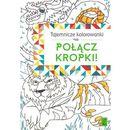 Tajemnicze kolorowanki połącz kropki + zakładka do książki gratis marki Praca zbiorowa
