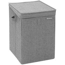 Brabantia Kosz na bieliznę modułowy laundry box - grafitowy (8710755120442)