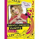 Sekrety i marzenia Violetty Sezon 3 - Wysyłka od 3,99 - porównuj ceny z wysyłką, oprawa twarda