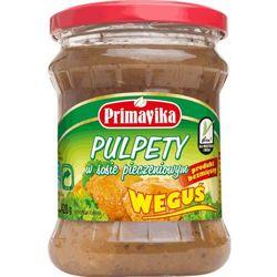 Pulpety 'Wegusie' w sosie pieczeniowym 420g - produkt z kategorii- Przetwory warzywne i owocowe