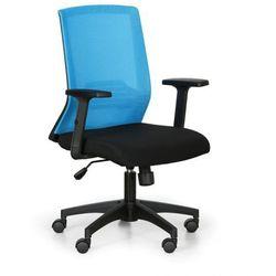 Krzesło biurowe START, niebieski
