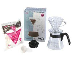 Zaparzacz do kawy HARIO Pour Over Kit VCSD-02B-EX kolor czarny (4977642020955)
