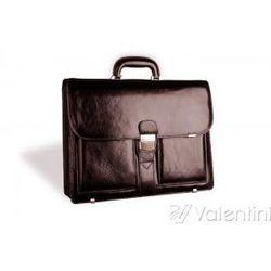 teczka męska model 357-606 seria classic skóra naturalna wyprodukowany przez Valentini
