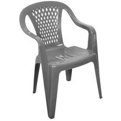 Fotel ogrodowy Diament szary (5907795812663)