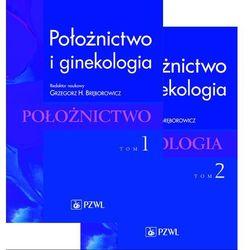 Położnictwo i ginekologia Bręborowicz Tom 1-2 NOWOŚĆ 2015