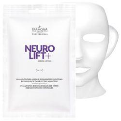 Farmona NEUROLIFT+ Hialuronowa maska bionanocelulozowa, kup u jednego z partnerów