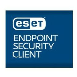 Przedłużenie ESET Endpoint Security na 1 rok - 10 stanowisk (oprogramowanie)