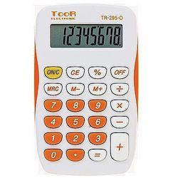 Toor electronic Kalkulator toor tr-295 8 pozycyjny kieszonkowy