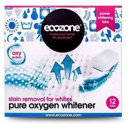 Ekologiczny Odplamiacz / Wybielacz do Białego Pure Oxygen, 12 tabletek, ECOZONE, marki Ecozone do zakupu w Or