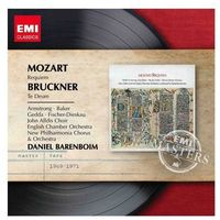 Mozart: Requiem / Bruckner: Te Deum - Daniel Barenboim