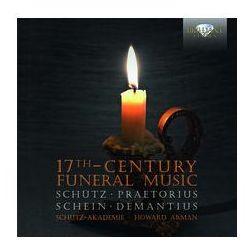 17Th Century Funeral Music - Dostawa 0 zł z kategorii Klasyczna muzyka dawna