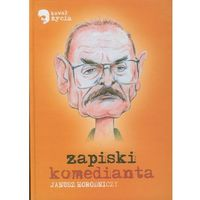 Zapiski komedianta (ISBN 9788375651881)