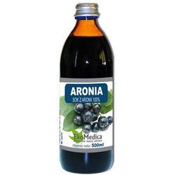 SOK Z ARONII 500ml, produkt z kategorii- Pozostałe leki chorób serca i układu krążenia
