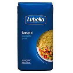 500g makaron muszelki conchigliette piccole marki Lubella
