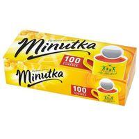 100x1,4g herbata czarna marki Minutka