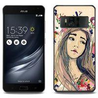 Fantastic Case - Asus Zenfone AR - etui na telefon Fantastic Case - kolorowy wianek, ETAS549FNTCFC118000