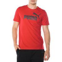 Puma Ess No.1 Koszulka Czerwony XL, kolor czerwony