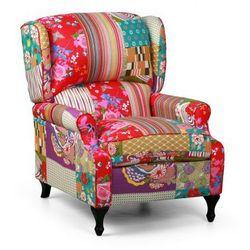 Fotel patchwork rich marki B2b partner