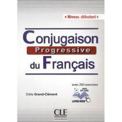 Conjugaison Progressive du Francais Debutant. Podręcznik + Kod + CD (ISBN 9782090381528)