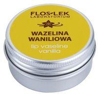 FlosLek Laboratorium Lip Care Vanilla wazelina do ust 15 g