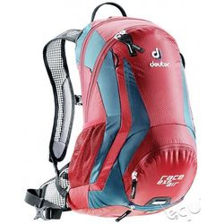 Deuter Plecak rowerowy  race exp air - cranberry - arctic, kategoria: sakwy, torby i plecaki rowerowe