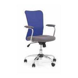 Fotel Andy szaro-niebieski - ZADZWOŃ I ZŁAP RABAT DO -10%! TELEFON: 601-892-200