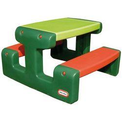 LT Stolik Piknikowy Stół Zielono Czerwony (0050743427183)