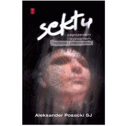 Sekty, książka w oprawie miękkej