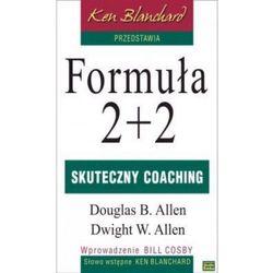 Formuła 2+2 Skuteczny coaching (ISBN 8360652007)